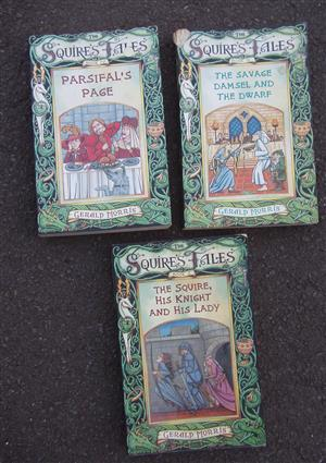 Squires Tales By Gerald Morris