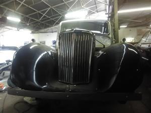 1945 - Jaguar Mark 4 - Rare Collectible