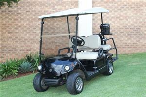 Yamaha petrol 4 seater golf cart for sale  Alberton