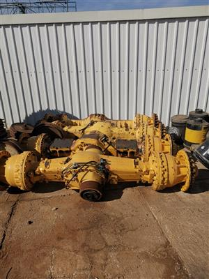Volvo L150 and L180 axels