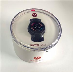 Motorola 360 SPORT WATCH **NOT SWITCHING ON**