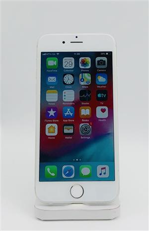 Apple iPhone 6 (64GB, Silver) - Pre Owned