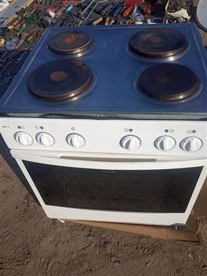 Defy slimline four plate stove