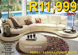PERILLI Saskia Lounge Suites - Buy Direct From the Factory!