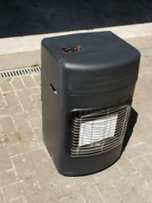 3-off Gas Heaters