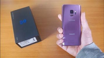 Samsung Galaxy S9 Lilac Purple 64GB to sell or swop