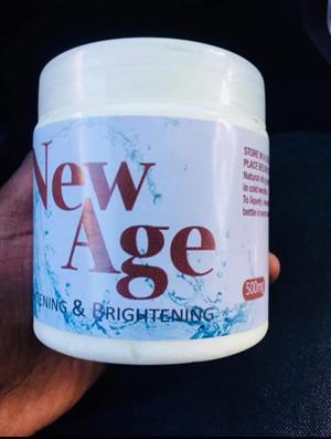 New age skin care products