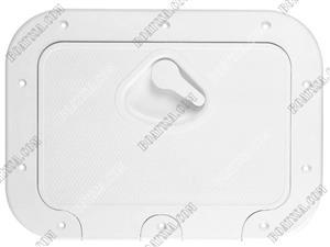 CLASSIC DECK HATCH GREY 275mm x 375mm
