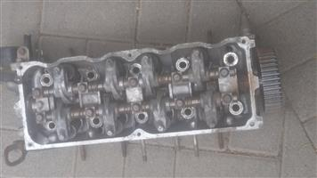 Mazda head and golf M1 block and pistioms and head