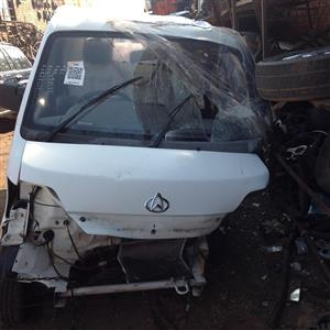 Stripping Chana Changan Star 2 2016 for Spares