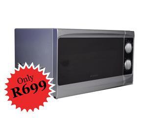 Sansui 20L Manual Microwave Oven