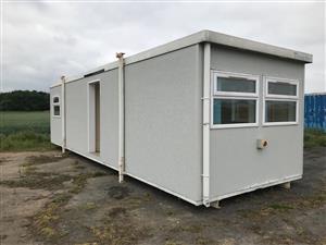 Cheap Good condition Jackleg Office Canteen Site Portable Cabin