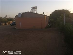 HOUSE IN MABOPANE, WINTERVELD