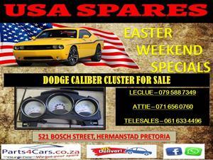 2002 Dodge Caliber 1.8 SE