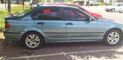 2002 BMW 3 Series sedan 320D A/T (G20)