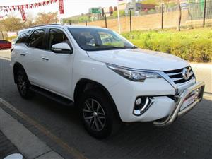 2017 Toyota Fortuner FORTUNER 2.8GD 6 4X4 A/T