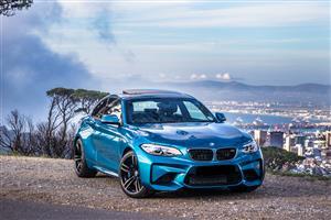 2018 BMW M2 coupe auto