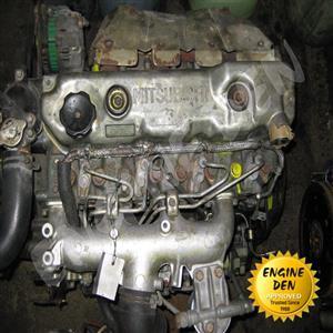 MITSUBISHI CANTER 4D32 USED ENGINE P.O.A