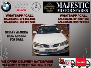 Nissan almera used spares for sale