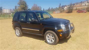 2008 Jeep Cherokee 3.2L 4x4 Limited