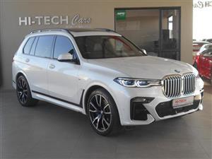2019 BMW X7 xDRIVE30d M SPORT (G07)