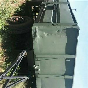 8 ton trailer