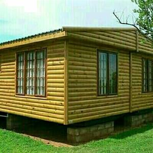 Wendy Houses and Log Cabins For Sale in Free State | Junk Mail