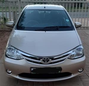 2013 Toyota Etios sedan ETIOS 1.5 Xs/SPRINT