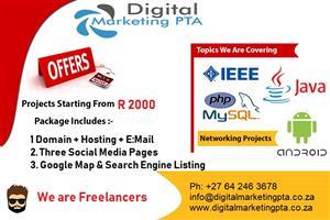 Website Design Company in Pretoria, South Africa