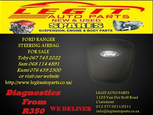 FORD RANGER STEERING AIRBAG