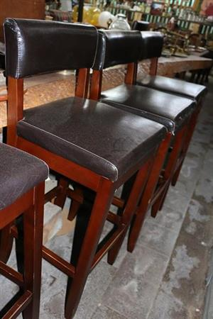 Beautiful Bar Chairs @ R450 each