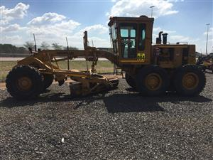 CAT Grader 120G 2001 Pre-Owned Other