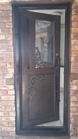 Upmarket steel doors for sale