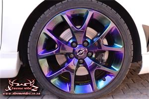 Top quality customizing, spraypainting and vehicle repairs.