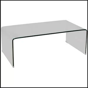COFFEE TABLE BRAND NEW CLEAR FOR ONLY R 1 799!