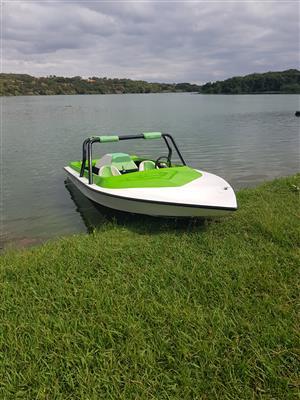 Mini Raven Jet Boat For Sale