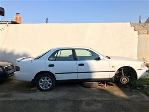 Toyota Camry Spares For Sale