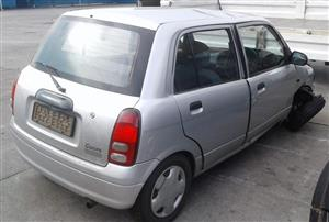 Daihatsu cuore Stripping for spares