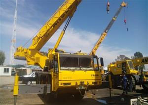 Concord Anglo-V3 - Online Auction - South Africa - Sale 1: An online auction of well maintained cranes from Concord Anglo-V3