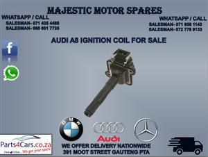 Audi A8 ignition coil for sale