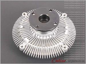 Ford Courier 1.8/2.0 F8/FE 8V 64/66KW 1990-2000/1986-1992 Fan Clutch