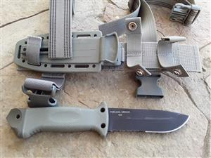 Gerber LMF II Infantry survival knife