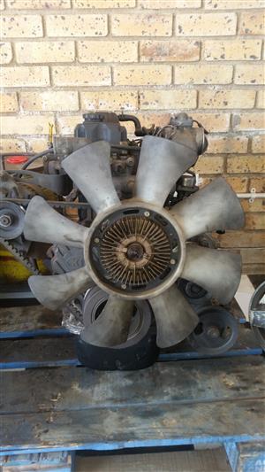 KI016 KIA K2700  2016 (J2489) - *COMPLETE ENGINE*