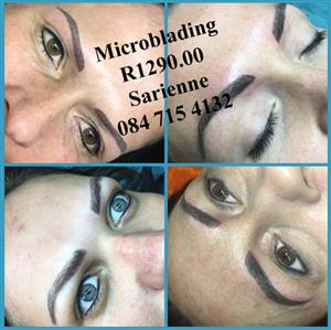 Microblading, Permanent Makeup, Tattoo Removal, Facials and more