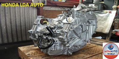 IMPORTED USED HONDA LDA AUTOMATIC GEARBOX FOR SALE AT MYM AUTOWORLD
