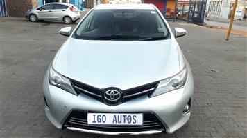 2015 Toyota Auris 1.6 XR