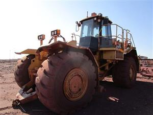 Caterpillar 834H Wheel Dozer - ON AUCTION