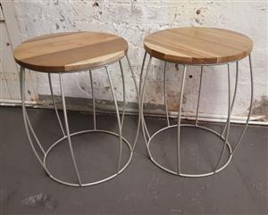 Side tables in Stock