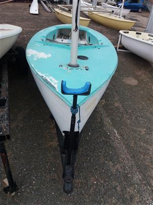 Finn Boat