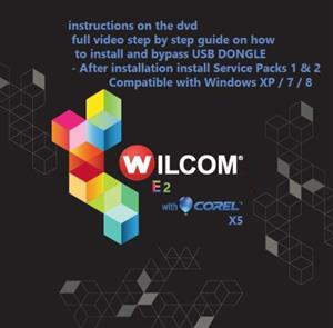 Wilcom E2 Digitizing Embroidery software